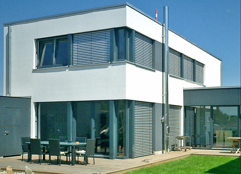 Willkommen beim hofhaus projekt - Architekt trier ...